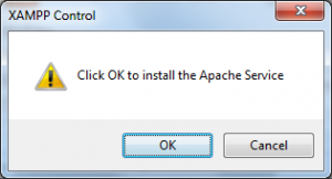 Xampp_tutorial_xampp_for_windows_xampp_control_panel_click_ok_dialog