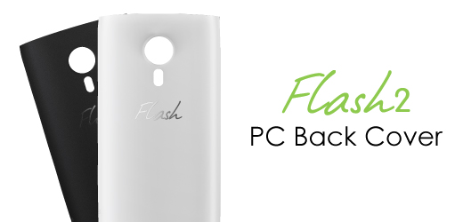 Alcatel Onetouch Flash2 PC Back Cover