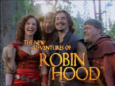 The New Adventures of Robin Hood, Little John, Marian, Nottingham, Prince John, Robin Hood