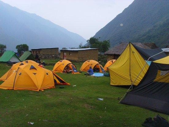 Camping tour bd